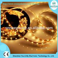 2400K to 2700k warm white led strip lighting smd5050 60LED flexible epoxy lights