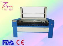 High speed acrylic laser cutter machine double head/single head