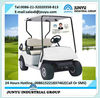 4 Passengers Golf Car With Back Seat Kit Club Cart