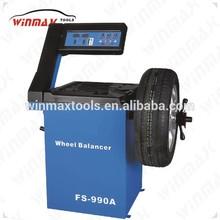China cheap vehicle equipment used ce wheel balancer