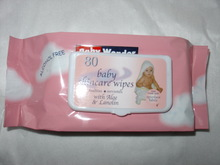 Baby&mother cleaning wet wipes rich in aloe&VE essence welcomed OEM/ODM