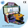 2014 3 sreens racing car coin operated arcade entertainment game machine