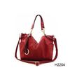 H2204 2014 Fashion trendy designer elegant handbag for women alibaba stock price