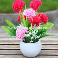 mini bonsai flor artificial atacado de venda quente