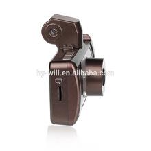 Brown long range 12v mini wireless camera for cars