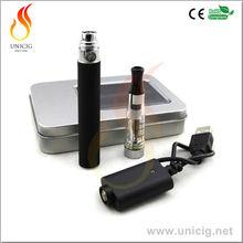 2014 best selling e cigarette wholesale ego ce4 tin case blister kit
