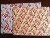 sandwich packaging paper, meet paper sheet, hamburger paper sheet