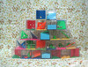 Patience Game Acrylic Cube plastic ball maze game for kids for wholesale