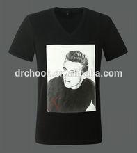 Custom fashion 3d T shirt production cost