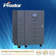 Prostar online uninterruptible power supply(ups) 3 phase surge protection backup power