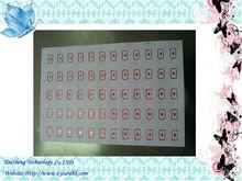 pvc sheet thickness 0.3mm 4x8 pvc sheet cover plastic sheet