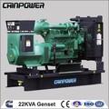 22 kva dinamo motor tahrik ve Generac jeneratör satıcı çene- güç alternatör