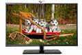 39 '' FHD preto 3D barato televisão inteligente