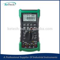 MASTECH MS5208 Multifunction Insulation Multimeter , Digital Insulation Meter Tester Multimeter DMM