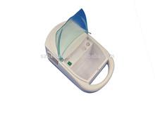 Venta caliente portátil de médicos del hospital& uso en el hogar de aire del compresor nebulizador para el tratamiento de la enfermedad respiratoria bun-100