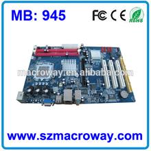 Desktop Motherboard D945GCLF2D, ATOM N330+945GC+ICH7