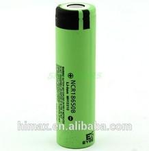 Shenzhen li-ion rechargeable battery 18650 li-ion 3.7v 3400mah