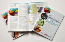 2015 cheap brochure printing&3d brochure design&brochure printing service
