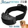 beep and shock anti dog barking collar