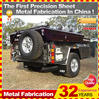 factory folding 4x 4 custom camping trailer