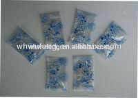 SGS report dmf free medical use silica gel desiccant 1g,2g,5g