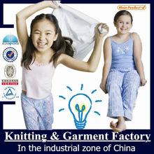 cotton pajama shorts set/pajamas canada/summer pajamas set women
