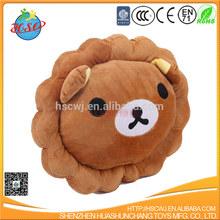 outdoor animal stuffed plush cushion