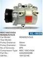 Rendezvous de ar auto conditiong compressor / peças de reposição ac condicionado