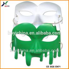 halloween clown mask,PVC tassels printing evil mask,hot sales mask