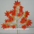 y44 hojas de palmera artificial de hojas artificiales hojas artificiales para la decoración