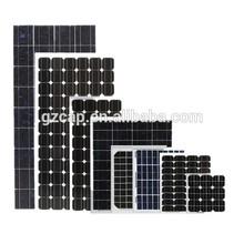 18v 100w glass panels for sale 36v 300w solar panel glass ce approved