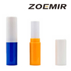 2015 Best price wholesale recycled plastic lip balm tubes wholesale for lip care