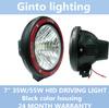 35W HID lights OFF ROAD SUV UTEWORK 12V 7INCH 4X4 SPOT