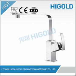 Quality-Assured Cheap dual flow spout kitchen faucet