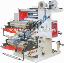Newest style plastic film flexographic printing machine