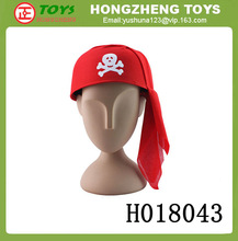 2014 Alibaba China hot sale party cheap Pirate Hats wholesale party children cap H018043