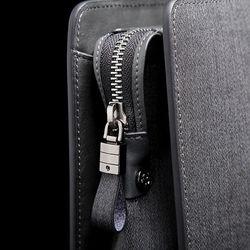 2015 Men's Luxurious Genuine Leather Briefcase