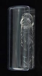 crystal penis sleeves reusable condom for men delay ejaculation