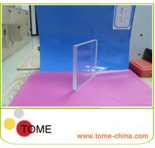 cube box plexiglass sheet