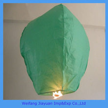 2014 best fashion flame resistant wedding sky lantern of china