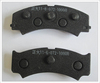 Auto Spare Parts Front Brake Pads Other Auto Parts