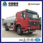 Quick Delivery SINOTRUK HOWO 4*2 15m3 Water Truck Tank