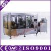 Balanced pressure PLC control carbonated beverage filling machine