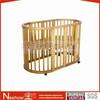 High Quality Natural Wooden Baby Bed Cot