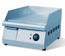 Commercial Catering Counter Top Stainless Steel Electric Griddle