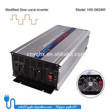 emergency light single phase motor photovoltaic dc/ac power inverter 5000w 24v 230v 5kw