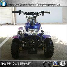 50cc Mini ATV with Easy Aluminum Pull Start and Electric Start 50cc ATV