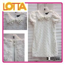 European Style wholesale baby girls christmas dresses