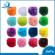 3-20 Inch Tissue Paper Pom Poms Balls Wholesale Party Supplies