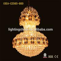 LED Lamp chandelier for hotel lobby C2565
